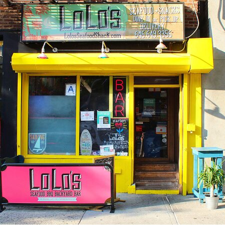 Visit LoLo's seafood restaurant in Harlem, New York, NY.