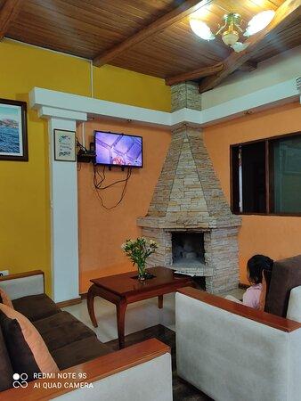 San Pablo Del Lago, Ecuador: Un lugar tranquilo y acogedor para disfrutar en familia