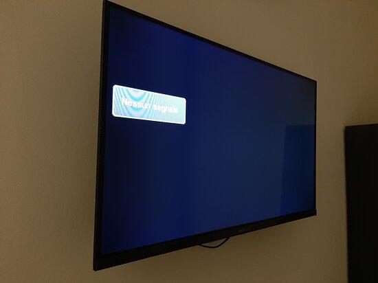 TV NON SINTONIZZATO