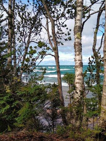 Lake Superior, Near Au Sable Light Station