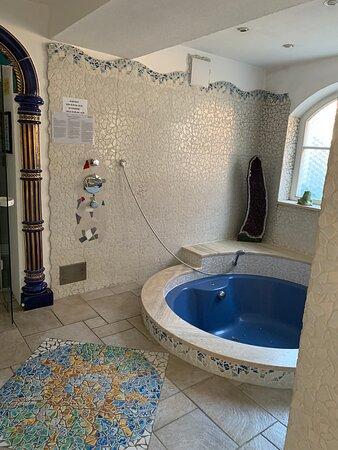 Foto zona spa e altre nell'hotel