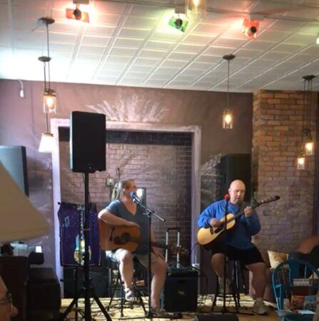 Live music: Anderson-Gram Acoustic Duo