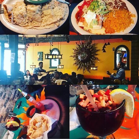 You favorite Mexican dishes!