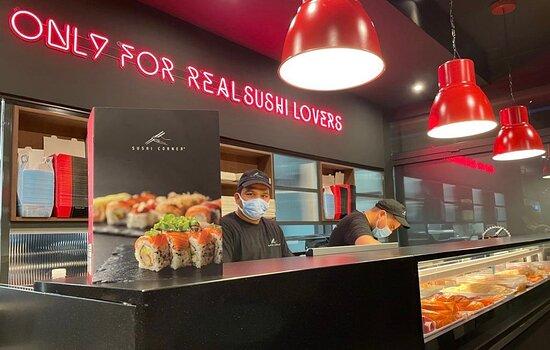Sushi corner ravenna