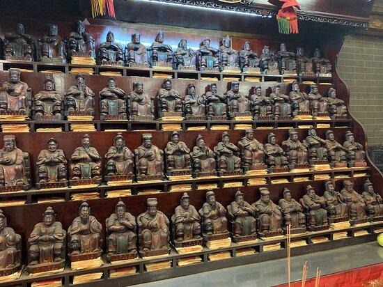 Sam Tai Tsz And Pak Tai Temple