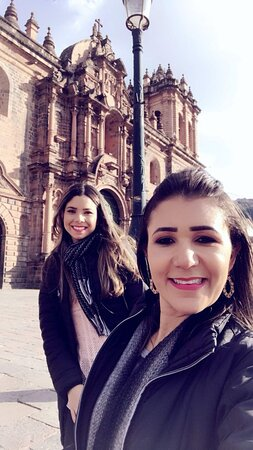 Minha amiga e eu amamos conhecer Cusco. Fizemos um tour maravilhoso pelo centro histórico. Experiência incrível, com uma historia tremenda contada pelo guia que arrasou de mais. Gratidão!