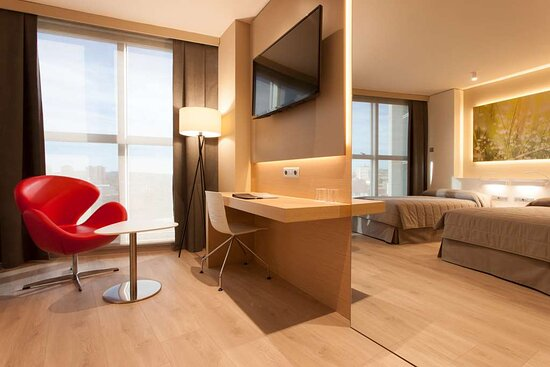 Habitaci n doble camas