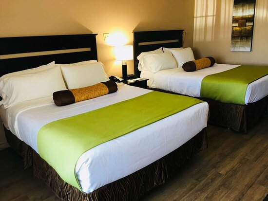 Two Queen Bed Guest Room