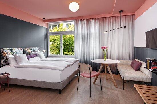 Sorell Hotel City Weissenstein Doppelzimmer