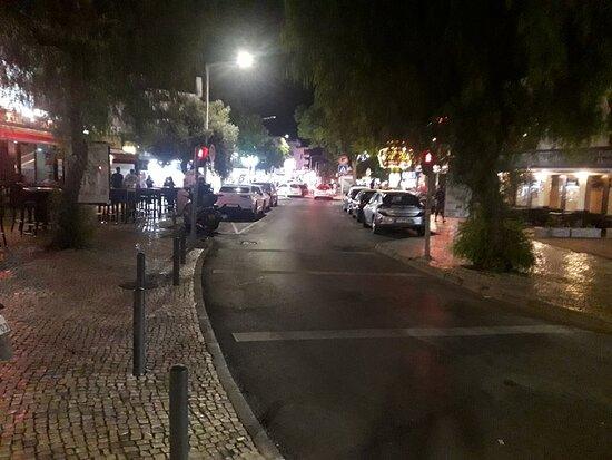 Rua Dos Bares