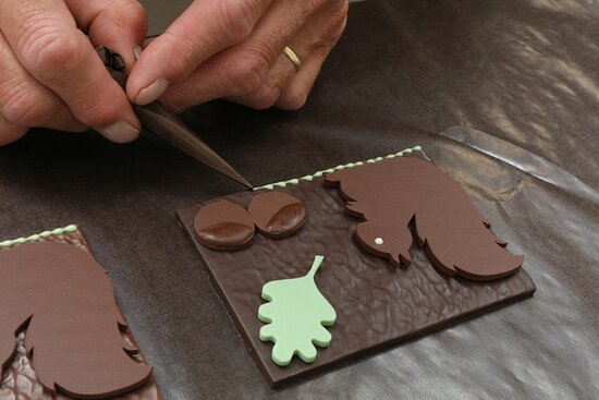 Atelier Chocolat, boîte tout choco