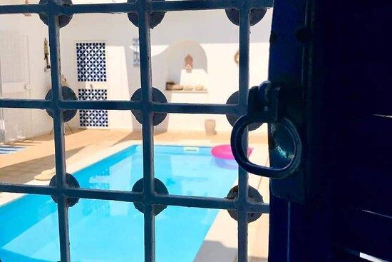 Остров Джерба, Тунис: Terrasse piscine