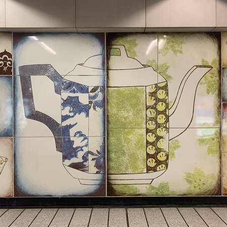 Trường Sa Loan: Cheung Sha Wan - MTR Station artwork