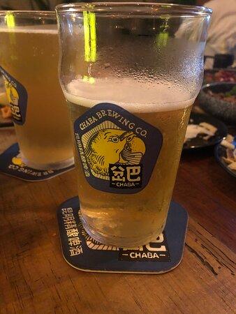 Amaaaaazing food and beer