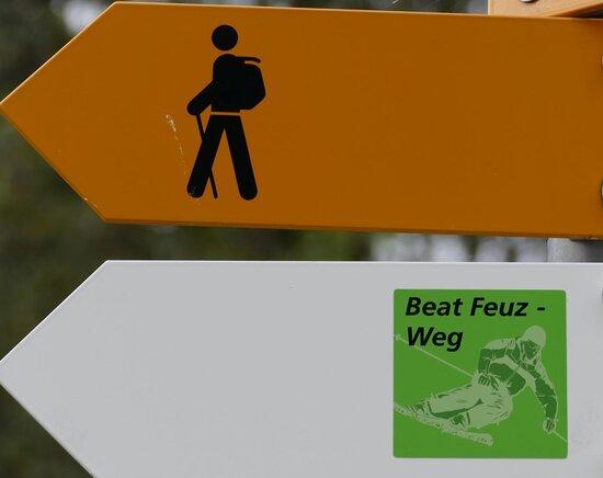 Themenweg Beat Feuz