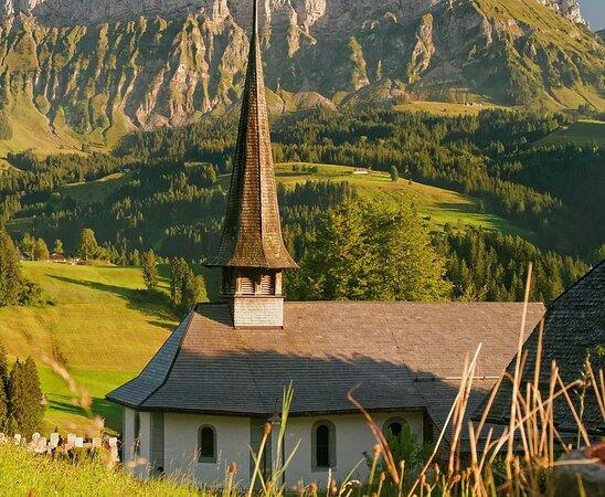 Reformierte Kirche Schangnau