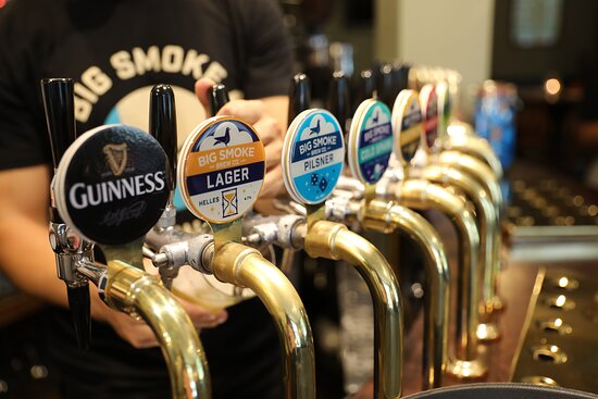 Draught line-up