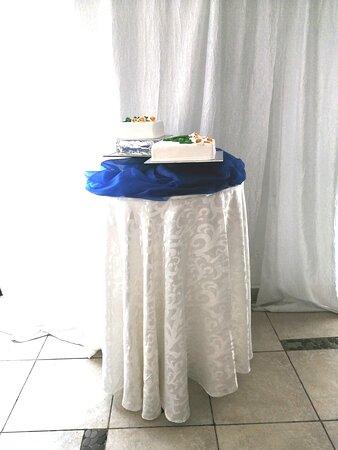 Donovan & Nadia's Wedding Our Cake 11 September 2021