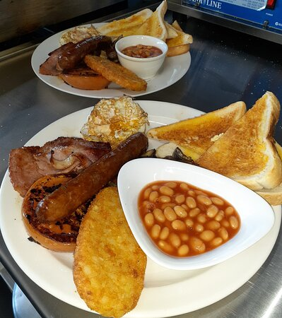 Come in for an awesome coffee and a fantastic feed