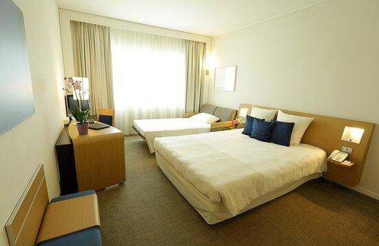 Bologna, İtalya: The Sydney Hotel - Family Room