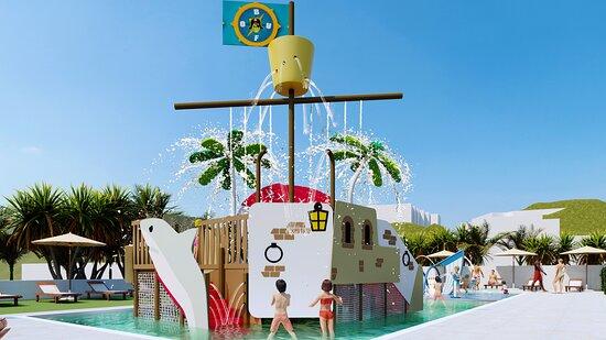 2022 NEW Splash Pool