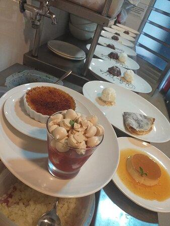 Sobremesas Le Bife