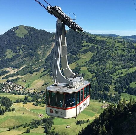 Bergbahnen Sörenberg