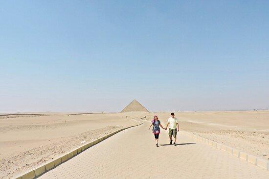 EGITO - Vá com calma, mas quando for, vá com alma!