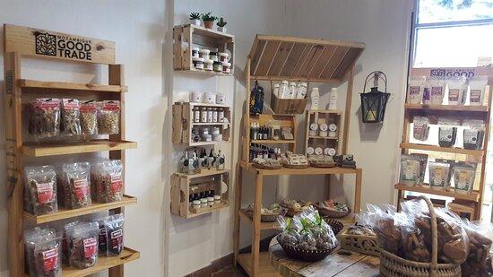 Vista da loja | View of the shop