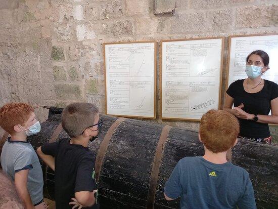 Saline Culcasi - Riselva del Mare - Museo
