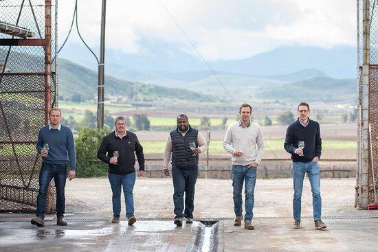 Meet our teem of Winemakers.
