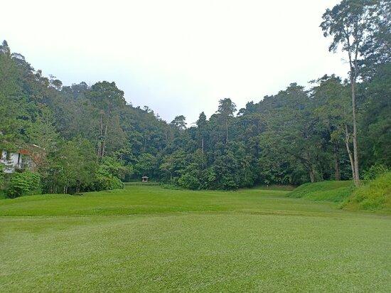 Bukit Fraser, Malasia: Golf course