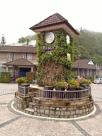 Bukit Fraser, Малайзия: 福隆港钟楼