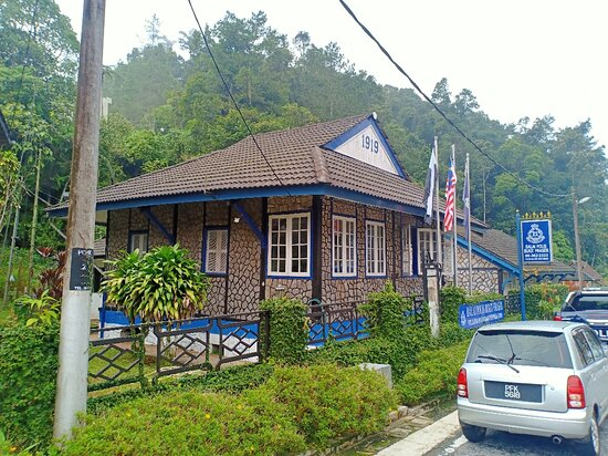 Bukit Fraser, Малайзия: Police Station Frasers' Hill