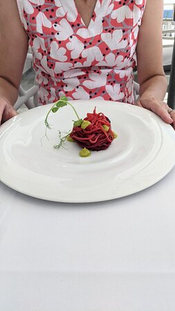 Vegetable Tagliarini
