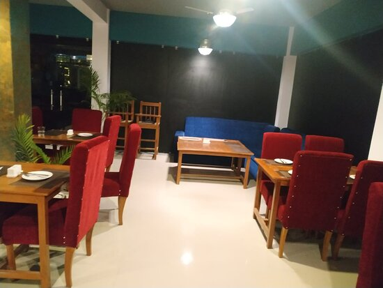 #sunwalkhursani Dinning area !