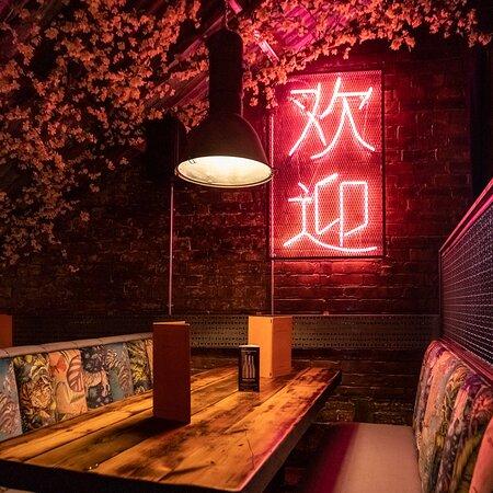 Geisha Bar & Restaurant