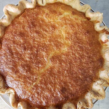 Shana's Buttermilk Pie!