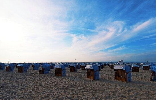 Warnemunde beach - August 2021.