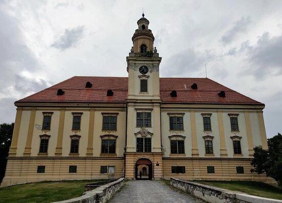 Valpovo, Croatia: 18th C Palace.