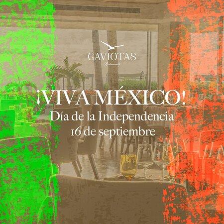 En Gaviotas nos sentimos muy orgullosos de ser mexicanos. Hoy más que nunca, celebremos juntos a este maravilloso país ¡Viva México! 🇲🇽