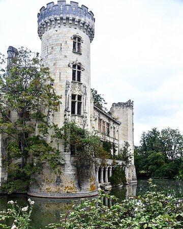 Вьен, Франция: De toren is nog redelijk intact