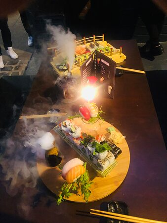 NeuerÖffnung Sushi Bar in Bruchsal