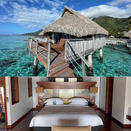 Luxury Overwater Horizon Bungalow.