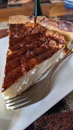 Tarte au fromage blanc ....J'adore !
