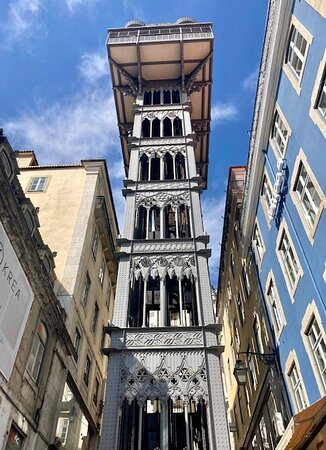 Lisbon Essential Walking Tour: History, Stories and Lifestyle: Elevator
