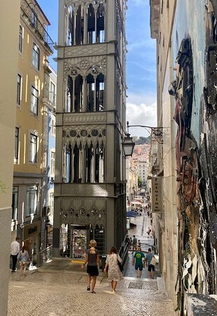 Lisbon Essential Walking Tour: History, Stories and Lifestyle: City View