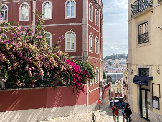 Lisbon Essential Walking Tour: History, Stories and Lifestyle: Stairs