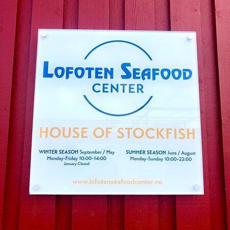 Lofoten Seafood Center