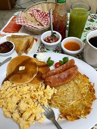Desayunos completos